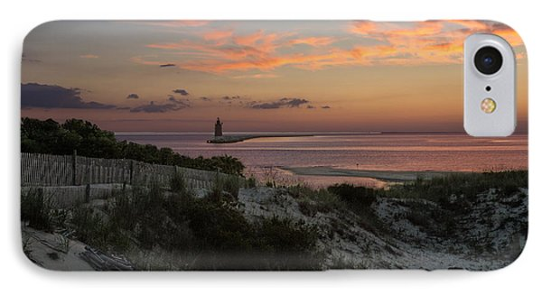 Henlopen Sunset IPhone Case