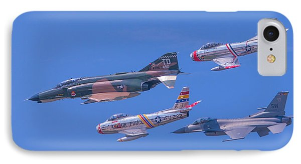 Heritage Flight IPhone Case by Allan Levin