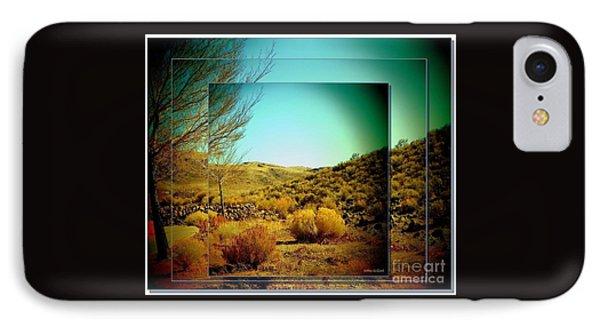 High Desert IPhone Case by Bobbee Rickard