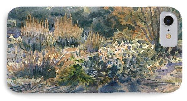 High Desert Flora IPhone Case by Donald Maier
