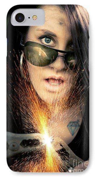 High Voltage IPhone Case