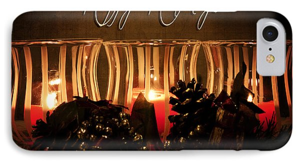 Holiday Glow IPhone Case