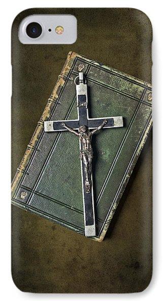 Holy Book Phone Case by Joana Kruse