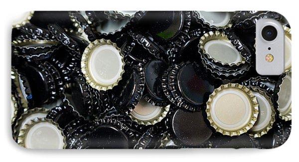 Homebrew Bottlecaps IPhone Case