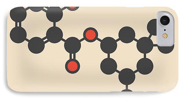 Homosalate Sunscreen Molecule IPhone Case