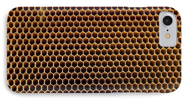 Honeycomb Core IPhone Case by Mark Williamson