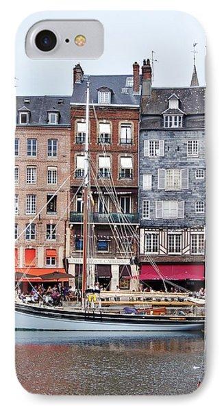 Honfleur Phone Case by Thomas Leon