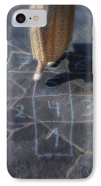 Hopscotch Phone Case by Joana Kruse