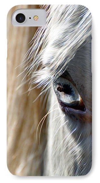 Horse Eye IPhone Case by Savannah Gibbs