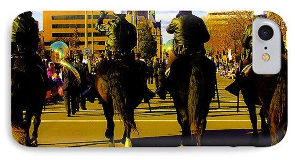 Horse Patrol IPhone Case