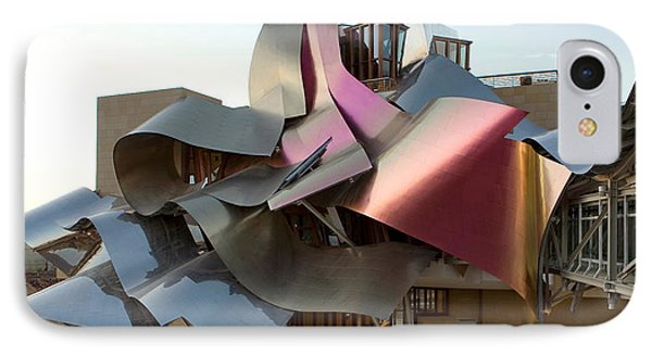Hotel Marques De Riscal, Elciego, La IPhone Case by Panoramic Images
