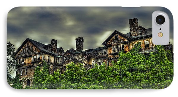 Hudson Valley Ruins Phone Case by Karl Barth