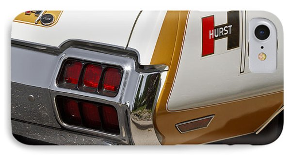 Hurst Olds IPhone Case
