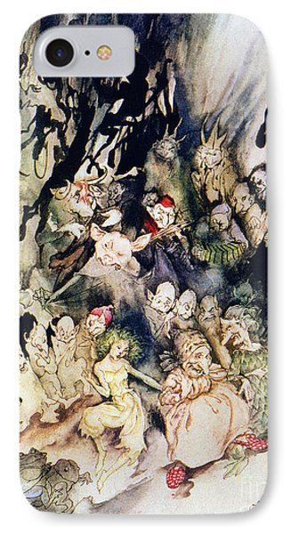 Ibsen: Peer Gynt Phone Case by Granger