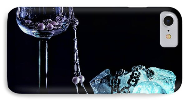 Ice Phone Case by Camille Lopez