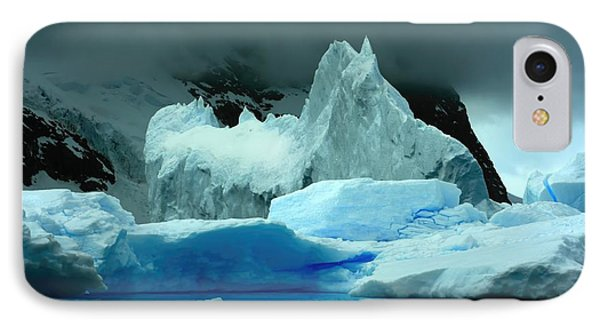 IPhone Case featuring the photograph Iceberg by Amanda Stadther
