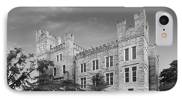 Illinois State University Cook Hall Phone Case by University Icons