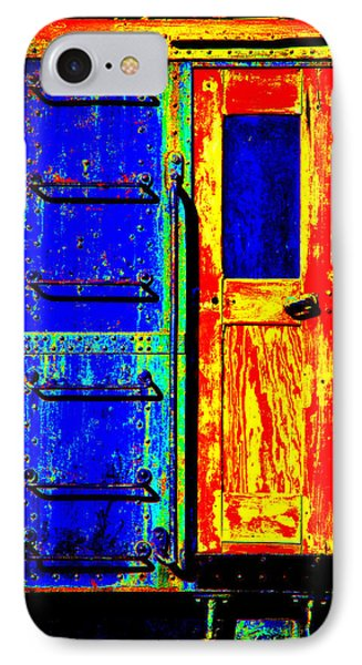 Impressionistic Photo Paint Gs 017 IPhone Case