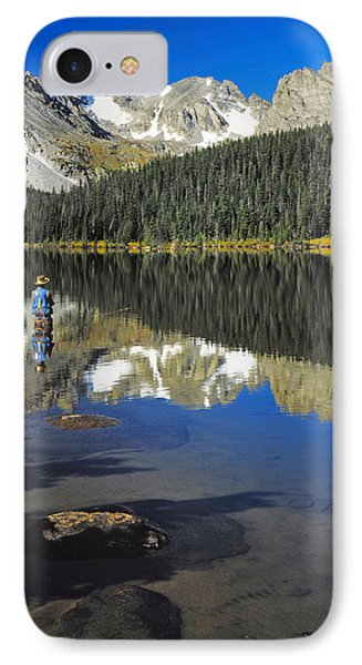 Indian Peaks Wilderness Area, Colorado IPhone Case