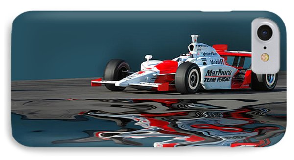 Indy Reflection IPhone Case