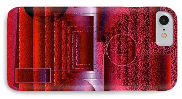 Infinity Phone Case by Iris Gelbart