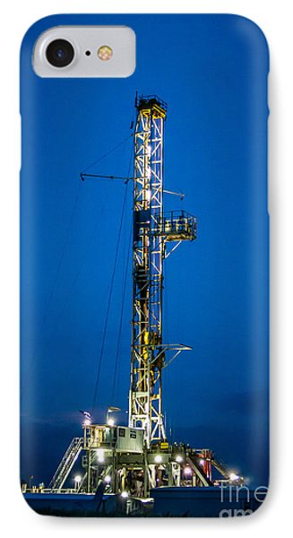 Into The Blue IPhone Case by Jim McCain