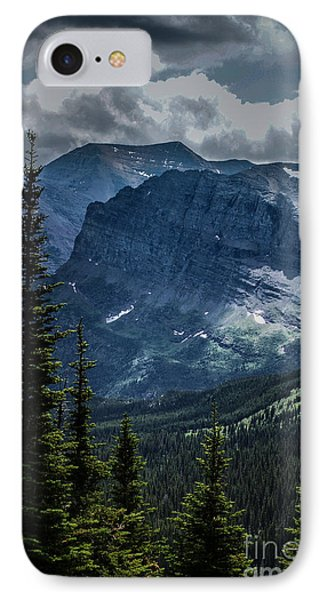 Into The Clouds IPhone Case by Jim McCain