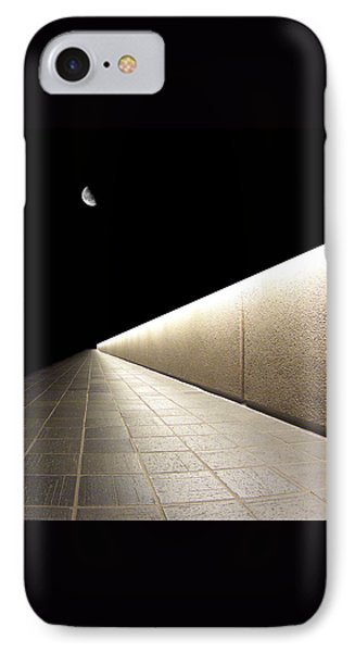 Into The Night I Phone Case by Ben and Raisa Gertsberg