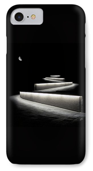 Into The Night II Phone Case by Ben and Raisa Gertsberg