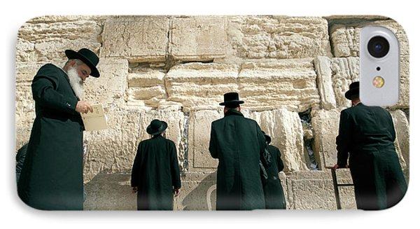 Israel, Jerusalem IPhone Case by David Noyes