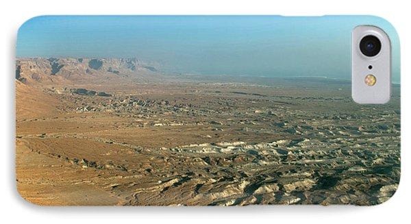 Israel, Judean Desert, Dead Sea IPhone Case