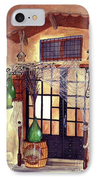 Italian Deli IPhone Case by Nan Wright