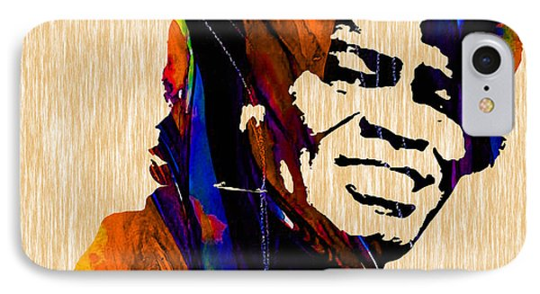James Brown Collection IPhone Case by Marvin Blaine