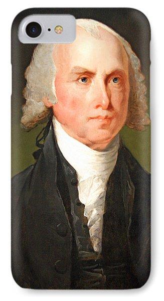 James Madison By Gilbert Stuart IPhone Case
