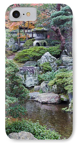Japan, Kyoto, Kyoto Imperial Palace IPhone Case