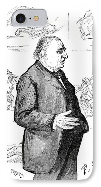Jean Martin Charcot Phone Case by Granger