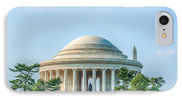 Jefferson Memorial IPhone Case