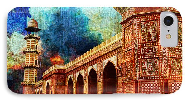 Jhangir Tomb Phone Case by Catf