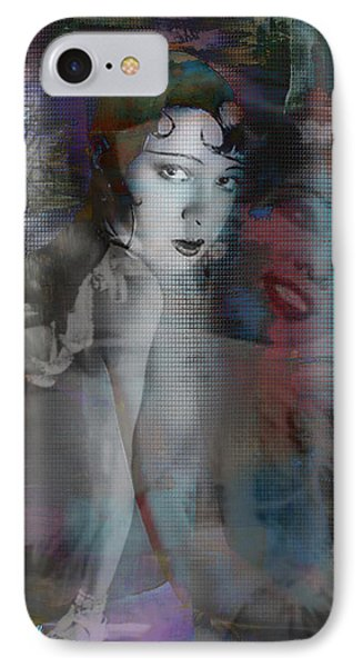 Josephine Baker  IPhone Case by Lynda Payton