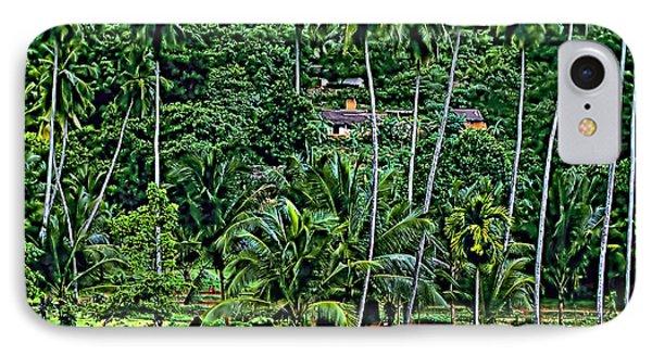 Jungle Life Phone Case by Steve Harrington