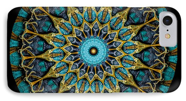 Kaleidoscope Steampunk Series Phone Case by Amy Cicconi
