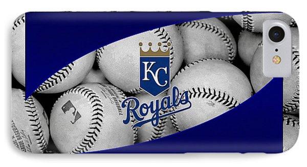 Kansas City Royals IPhone Case by Joe Hamilton