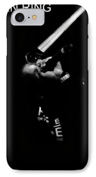 Ken Ring IPhone Case by Tommytechno Sweden