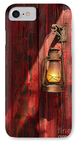 Kerosene Lantern IPhone Case by Carlos Caetano