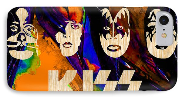 Kiss Collection IPhone Case