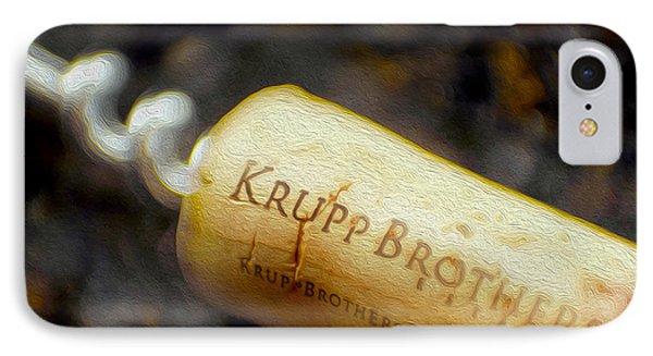 Krupp Cork IPhone Case