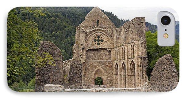 L'abbaye De Saint-jean-d'aulps IPhone Case by Rod Jones