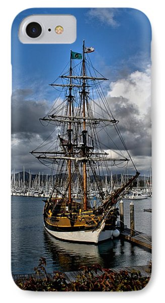 IPhone Case featuring the photograph Lady Washington by Michael Gordon