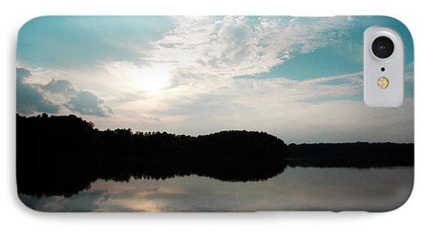 Lake Landscape IPhone Case by Kim Fearheiley