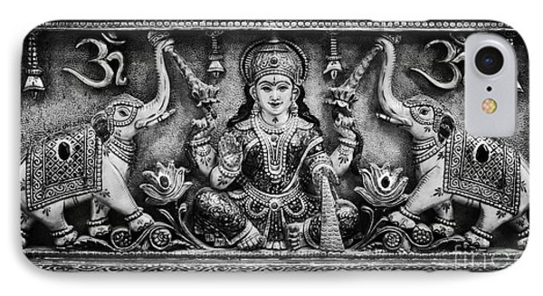 Lakshmi  IPhone Case by Tim Gainey